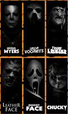 Horror Icons.........