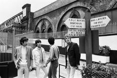 The Who - Battersea Dogs Home, 1965