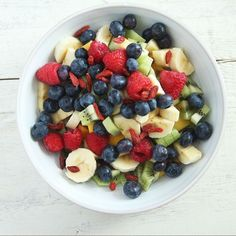 YUM! I big bowl of mixed fruit is one of my most favorite outside summertime snacks!  But of course I also love to switch up from time to time too, so I'd LOVE to hear from all you fantastic healthy moms » What is YOUR favorite summer snack??