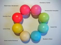 eos lip balm need all!