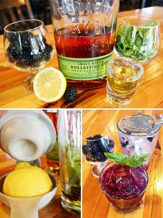 Best bulleit rye whiskey recipe on pinterest for Good whiskey drinks for summer