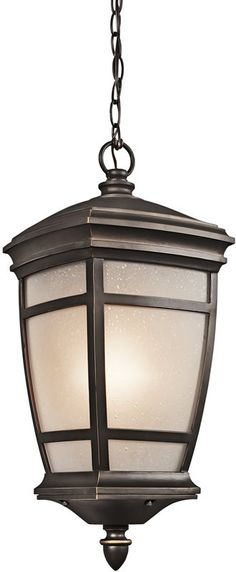 Find this pin and more on kichler lighting collections 1 light outdoor pendant from the mcadams collection