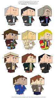 cube head doctors