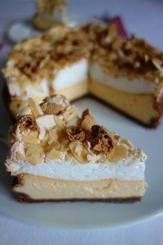Kleiner süßer Cheesecake mitAmarettini #ichbacksmir   #kaesekuchen