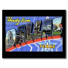 >>>best recommended          Howdy from Dallas Texas Post Cards           Howdy from Dallas Texas Post Cards today price drop and special promotion. Get The best buyShopping          Howdy from Dallas Texas Post Cards lowest price Fast Shipping and save your money Now!!...Cleck Hot Deals >>> http://www.zazzle.com/howdy_from_dallas_texas_post_cards-239643148602286929?rf=238627982471231924&zbar=1&tc=terrest