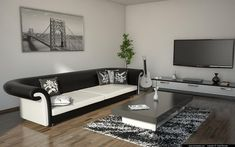 Nice 80+ Top Black and White Home Furniture Ideas https://kidmagz.com/80-top-black-and-white-home-furniture-ideas/