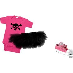 If we have a baby girl...she will totally have this outfit!