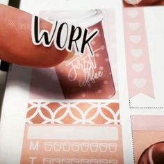 Have you ran out of script stickers for your planner? Lucky for you it's ! Go check them out! Shop link in bio 👇 . Mini Hands, Weekly Planner, Planner Stickers, Script, How To Draw Hands, Layout, Icons, Kit, Check