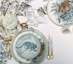 Nowa kolekcja porcelany Hermès projektu Roberta Dalleta, fot. mat.pras. Hermès
