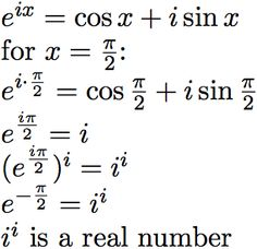 "allofthemath: ""yakotta: "" "" I love this proof. Mathematics Geometry, Physics And Mathematics, Physics Formulas, Complex Numbers, Math Quotes, Basic Math, Math Facts, Calculus, Fun Math"
