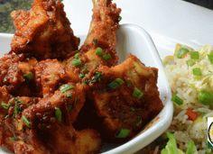 Chicken Ginger Bar and Restaurant Style