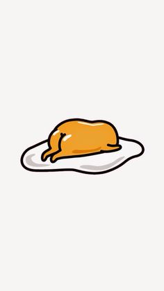 I identify with gudetama on a spiritual level.