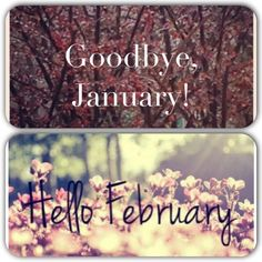 Goodbye January, Hello February february february quotes hello february goodbye january goodbye january hello february goodbye january quotes good morning happy last day of january last day of january