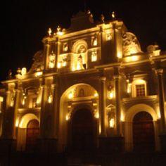 Catedral Antigua Guatemala