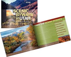 Guidebook for Utah Scenic Byways