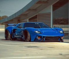 Bad-ass Ford MK1 GT40