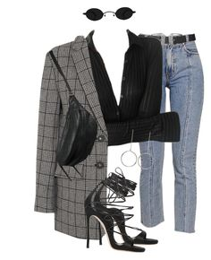 """""""Untitled #3859"""" by xirix ❤ liked on Polyvore featuring Topshop, TIBI, Dsquared2, Yvonne Koné and STELLA McCARTNEY"""