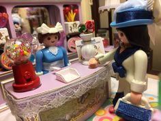 The Sweet Shopen has now open his doors! Victorian, Doors, Twitter, Sweet, Home Decor, Playmobil, Candy, Puertas, Interior Design