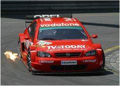 Opel Astra race car - DTM - Peter Dumbreck