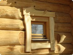 Timber Cabin, Timber Frame Homes, Log Cabin Living, Log Homes, Wood Furniture, Sweet Home, Home And Garden, Woodworking, House Design