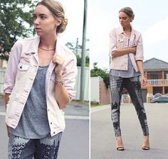 Total chill (by Stephanie Kramer) http://lookbook.nu/look/4728489-total-chill