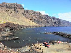 Tenerife: Punta de Teno