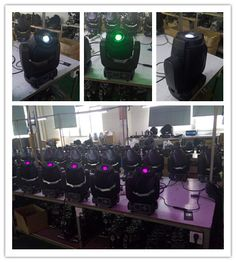 WLEDM-04B 90W led two gobos wheels 3 prism dmx moving head stage light dome