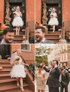 "Praise Wedding » Wedding Inspiration and Planning » 39 ""First Look"" Photos"