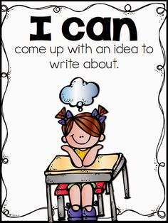 """BEAUTIFUL free posters for launching """"Work on Writing"""" in the classroom! LOVE"""
