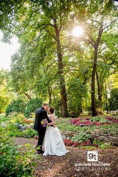 Kristen and Trevor: Wedding Photography in Winnipeg | Gabrielle Touchette Photography