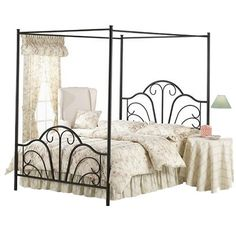 Product West Indies Canopy Bed American Signature West