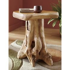 stump table.  office. $49.95