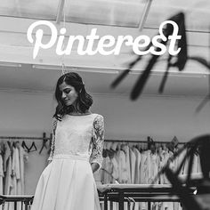 Ca y est, nous avons notre compte Pinterest! Retrouvez nos collection, nos coulisses, des inspirations coiffures... Lien dans la bio.  This is it! We are officially on Pinterest! Join us for more collection shots, behind the scenes, hair inspiration...  Link in bio!  .  #lauredesagazan #pinterest #weddingdress #vestidodenoiva #vestidodecasamento #abitodasposa #mariage #bridetobe #coiffuremariage #weddinghair #bridalhair #madeinfrance