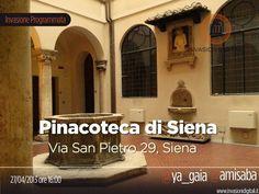 #InvasioniDigitali il 27 aprile alle ore 16 con Amina Sabatini e Gaia Mini, Siena.