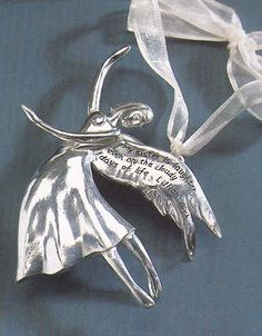 Serenity Angel Sister Ornament
