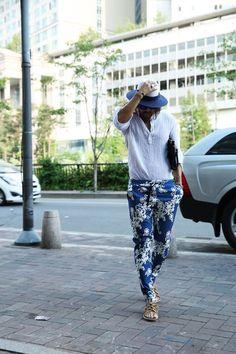 http://chicerman.com  billy-george:  Colour  #streetstyleformen