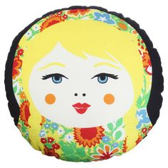 Fab.com | My design inspiration: Babushka Scandanavia Pillow Rd on Fab.