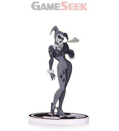 Dc comics batman harley quinn 2nd edition #statue, #black and #white - figures ne,  View more on the LINK: 	http://www.zeppy.io/product/gb/2/172300935146/
