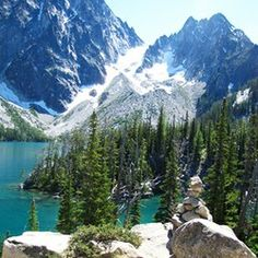 Ten Hikes to Try Washington Trails Association. A great list of scenic hikes in one of the most beautiful areas of the world. Hikes vary in degree of difficulty, some are family Oh The Places You'll Go, Places To Travel, Places To Visit, Hiking Places, Dream Vacations, Vacation Spots, Camping And Hiking, Backpacking, Rv Camping