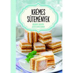 A krémesek a legnépszerűbb  sütemények közé tartoznak, ennek a könyvnek a segítségével bárki cukrászdát varázsolhat az otthonába. Cereal, Breakfast, Food, Products, Morning Coffee, Essen, Meals, Yemek, Breakfast Cereal
