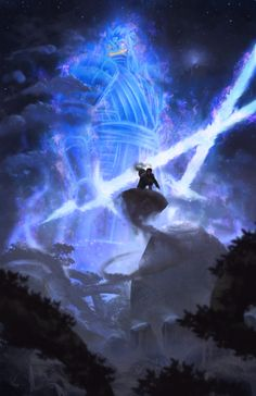 Perfect susanoo from Naruto