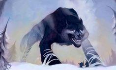 fenrir | fenrir - Werewolves Photo (24506176) - Fanpop fanclubs