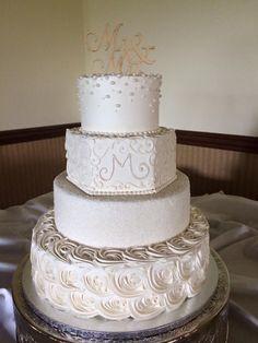 18 Best Wedding Cake Images On Pinterest Cake Wedding