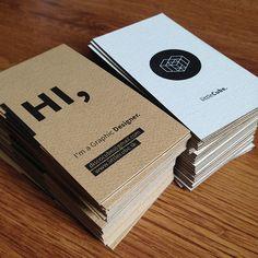 grafiker.de - 40 schicke und originelle Visitenkarten Teil 5