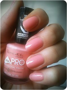 Rimmel in Pink of Me