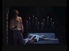 """Ballet - """"Romeo and Juliet""""  Death Scene - ***Very emotional and moving....it brought tears to my eyes!  You can literally feel the anguish of Romeo as he discovers Juliet in her tomb....and also Juliet's grief and sickening surprise upon awakening.....Amazing acting by Angel Corella (as Romeo) and Alessandra Ferri (as Juliet)"""