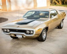 1971 Plymouth Hemi Road Runner