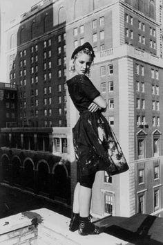 Madonna, 1980s.