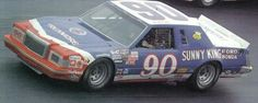 Jody Ridley, b.1942. 1 victory. 1980 NASCAR Rookie of the Year.