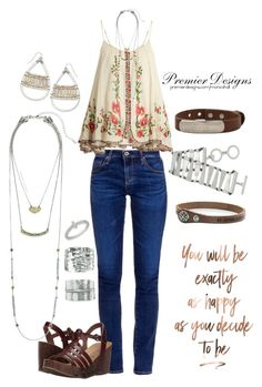 Get the look. Premier Design's by Monica Hall. premierdesigns.com/monicahall #premierdesigns #pdstyle